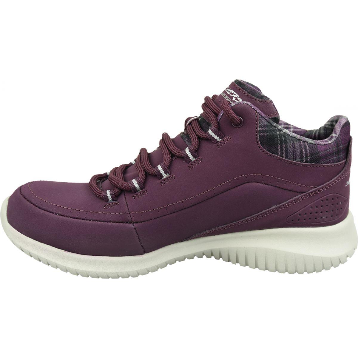 Skechers Ultra Flex W 12918-BURG shoes
