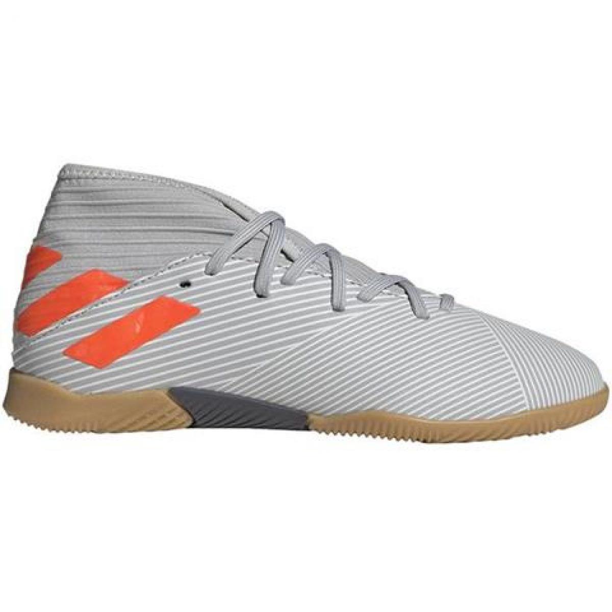 Detalles acerca de Adidas nemeziz 19.3 en Jr EF8304 Fútbol Zapatos Gris GrisPlata mostrar título original