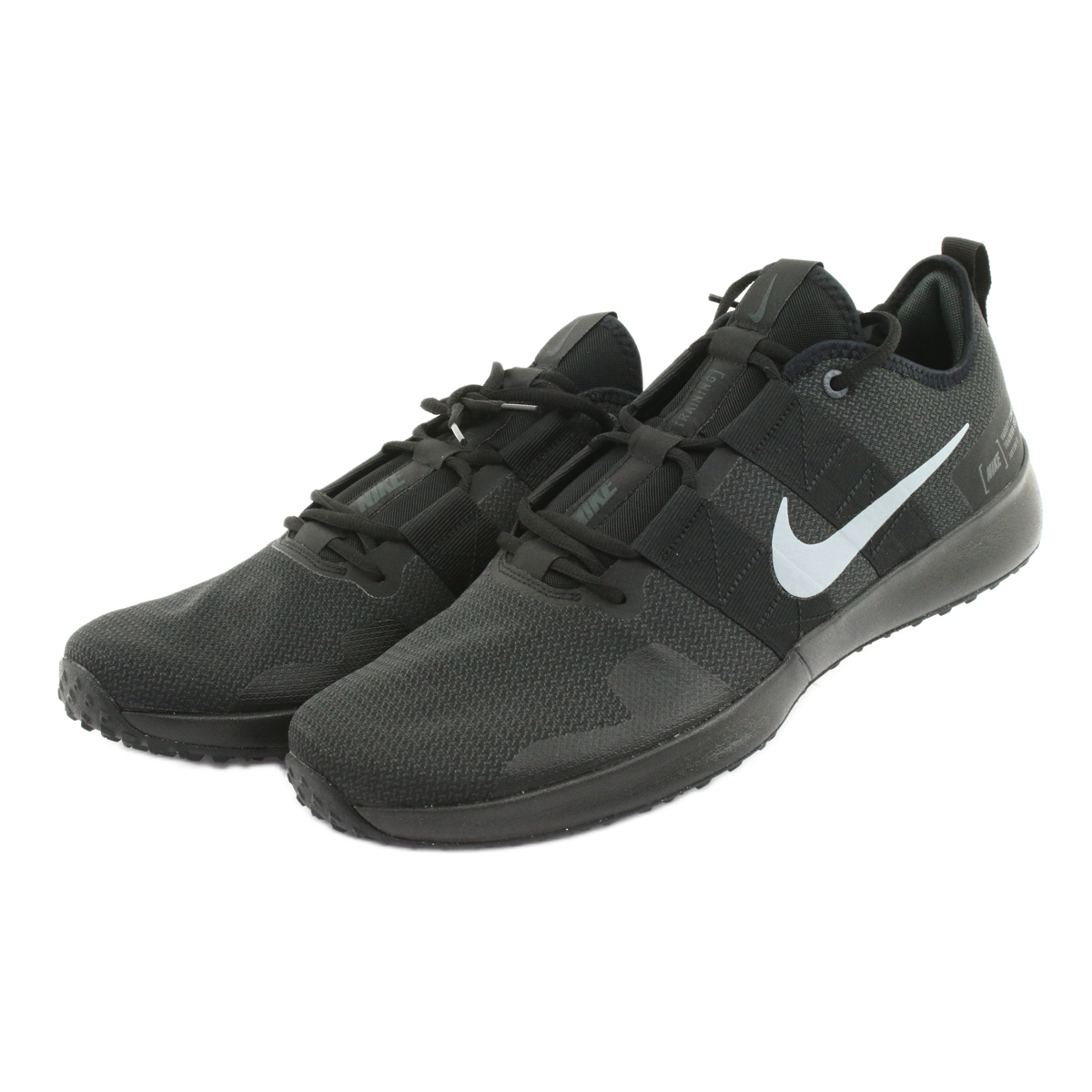 Details about Nike VARSITY COMPETE TRAINER Mens BlackGym Red AA7064 006 Athletic Shoes
