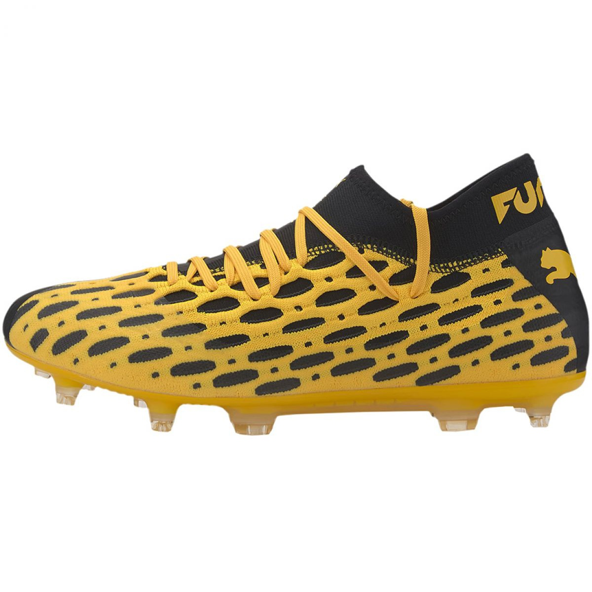 Details about Puma Future 5.2 Netfit Fg Ag M 105784 03 football shoes  yellow yellow